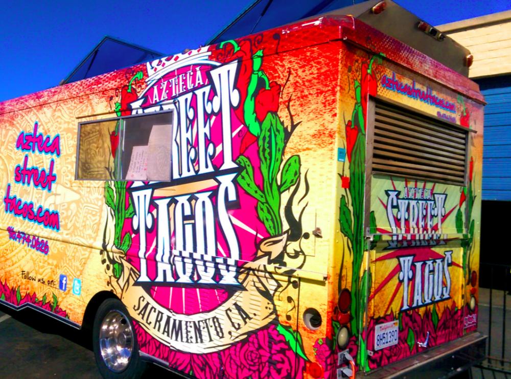 Sactomofo Food Truck