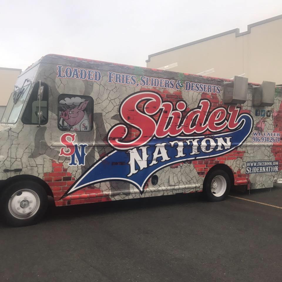 Food Truck Sacramento Capitol